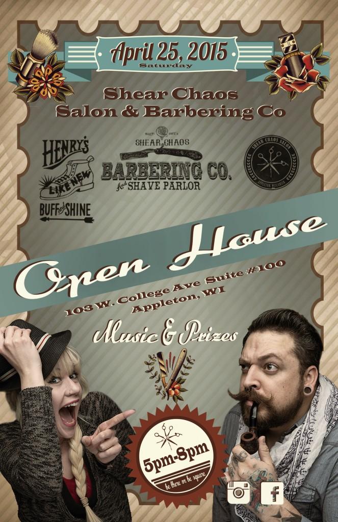 openhouse flyer
